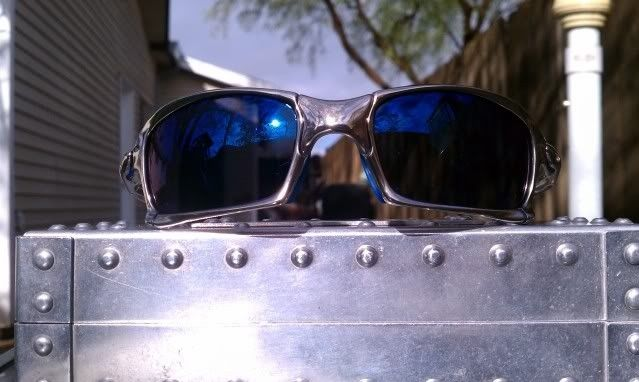 FS: X Squared Polished And Ice And OEM Blue Rubber-$355 - IMAG1262.jpg