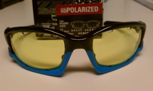 FS: Split Jacket Polished Black Sky Blue, OO Black Iridium Polarized $115 - IMAG1300.jpg
