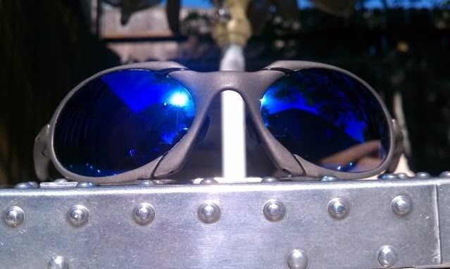 For Sale: ROMEO 1 X Metal Infinite Hero Violet Iridium - IMAG1430.jpg