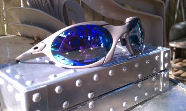 For Sale: ROMEO 1 X Metal Infinite Hero Violet Iridium - IMAG1431.jpg