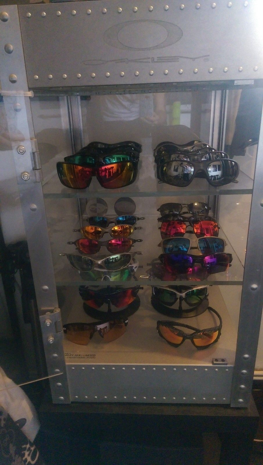 Red Tiger's Oakley Collection - IMAG1686.jpg