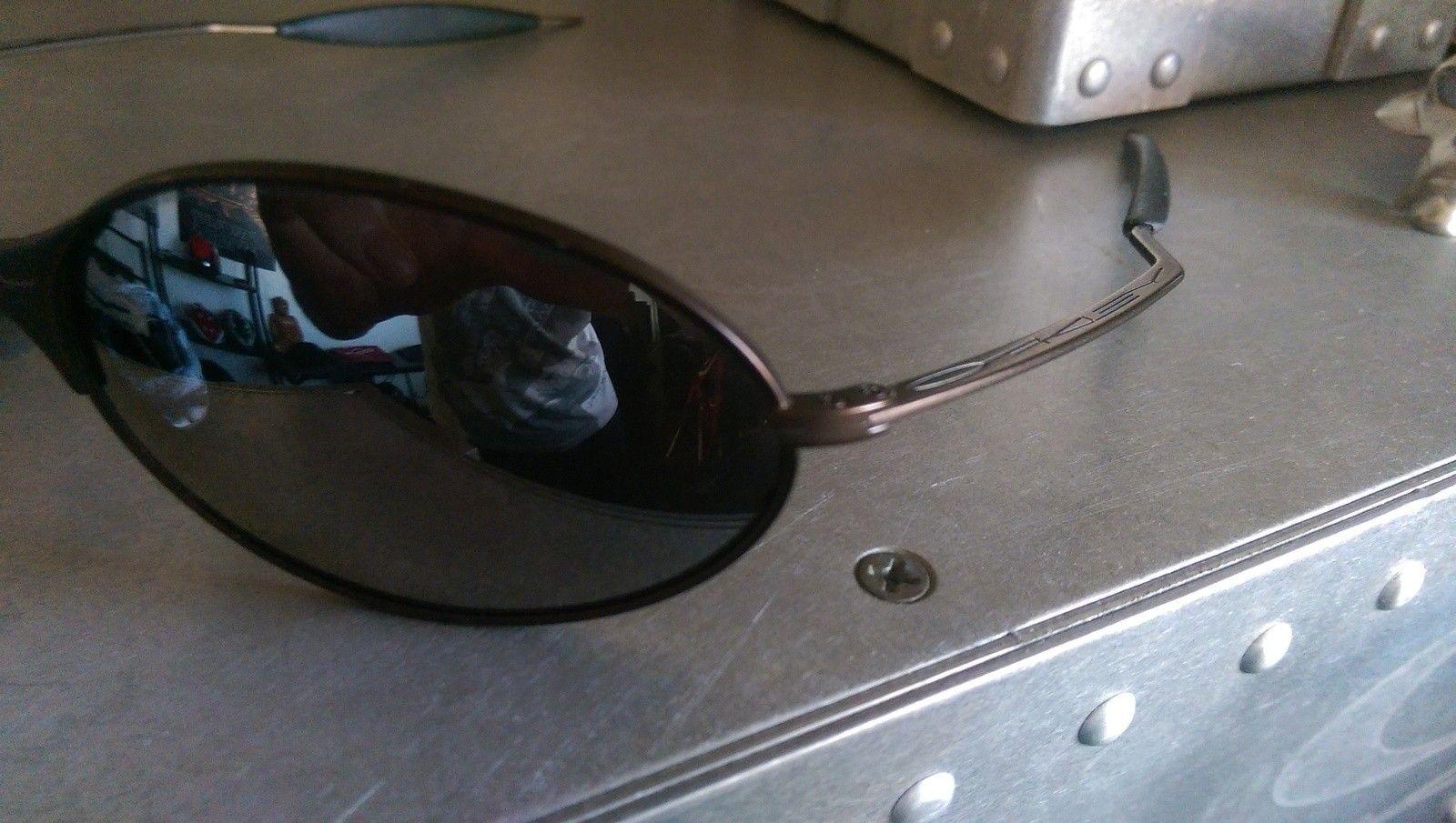 E-wire Burnt colour frame Gen 1 - IMAG1839.jpg