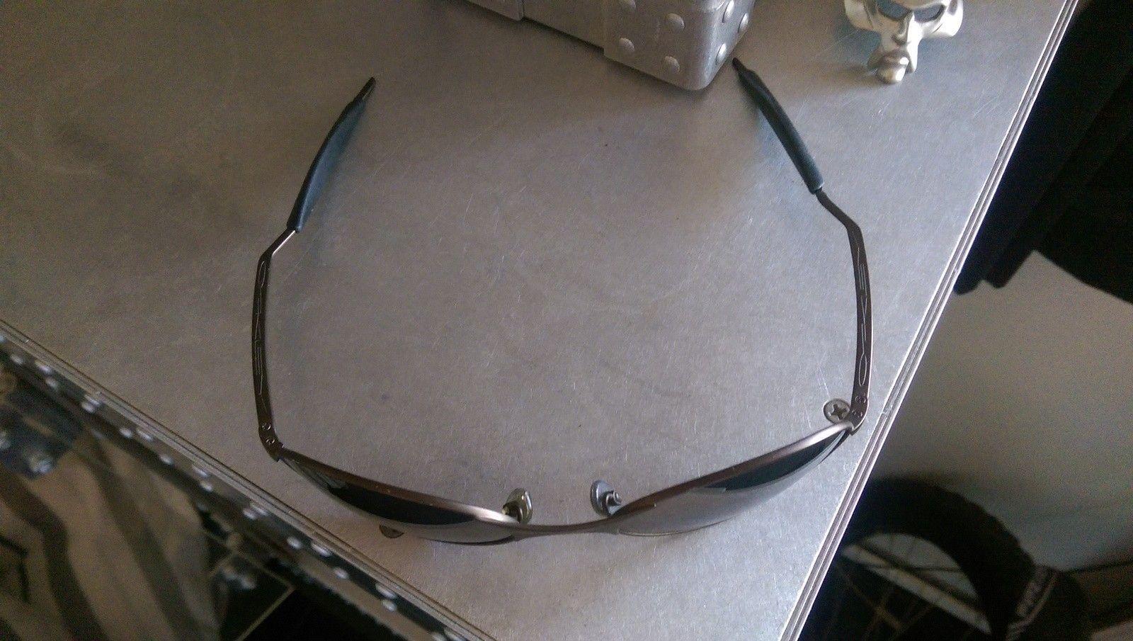 E-wire Burnt colour frame Gen 1 - IMAG1840.jpg