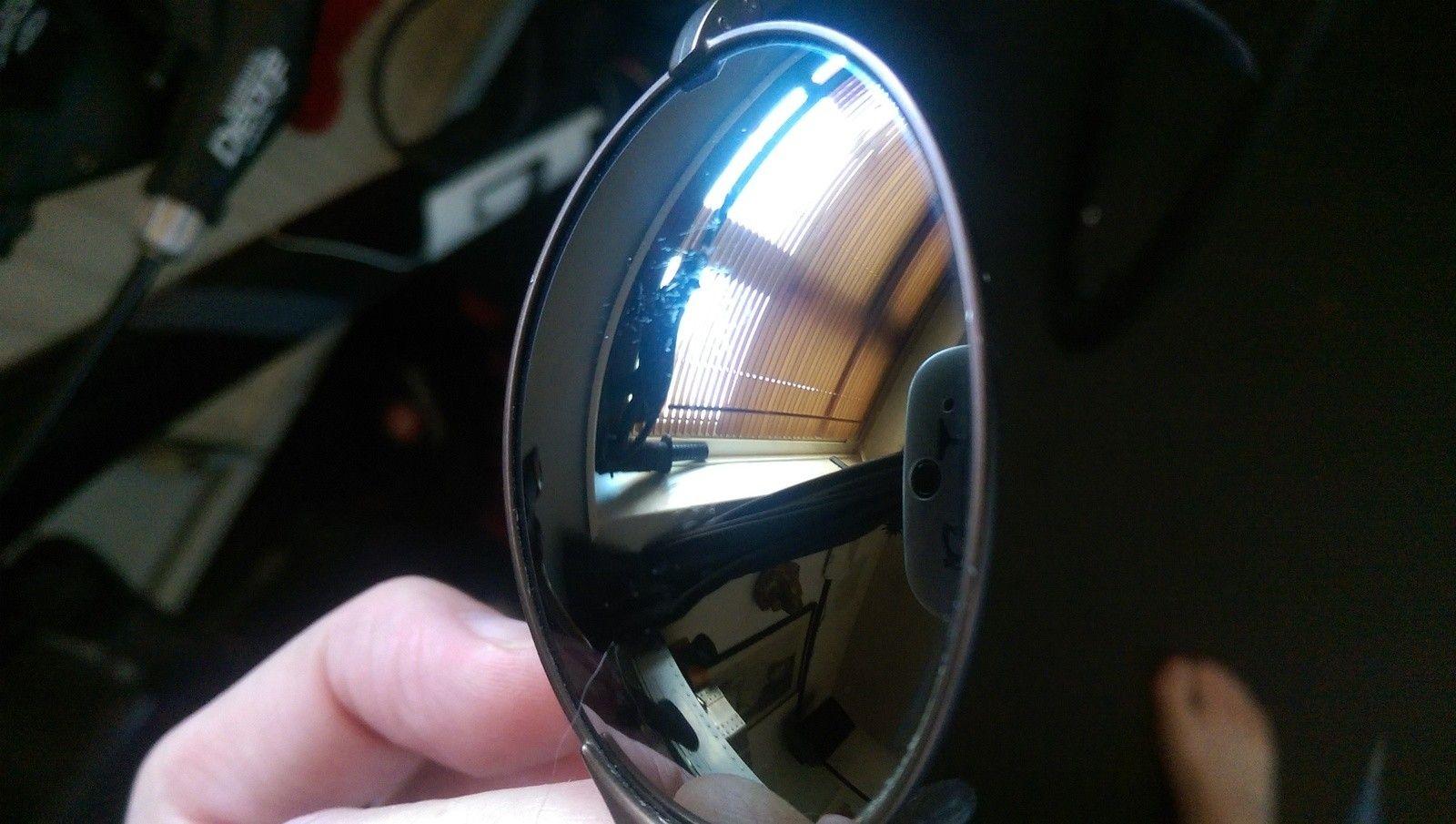 E-wire Burnt colour frame Gen 1 - IMAG1842.jpg