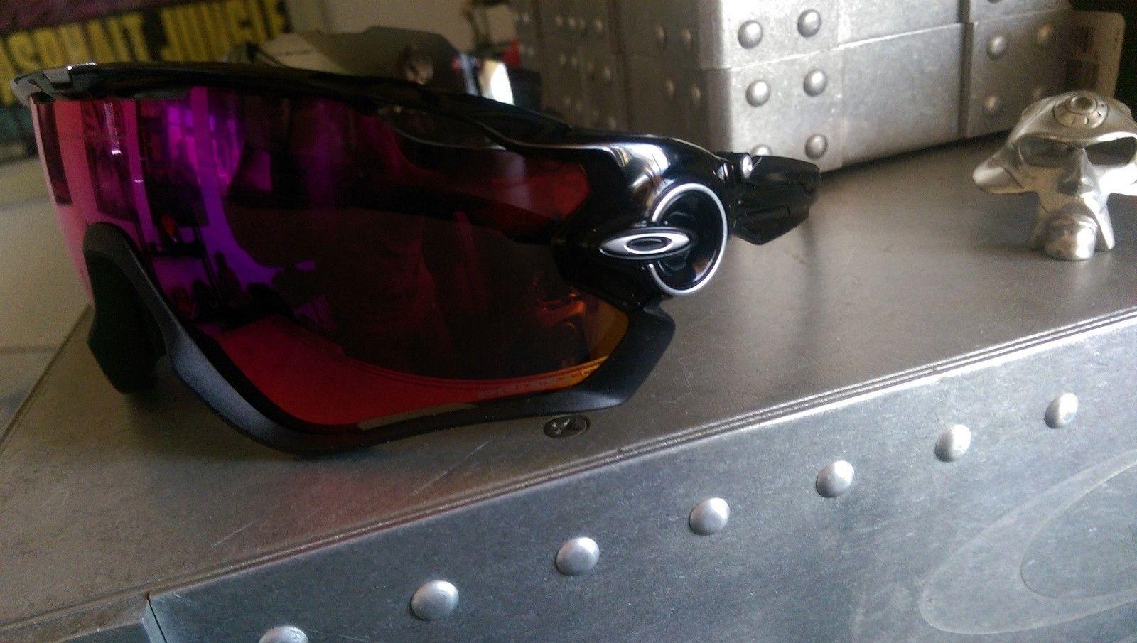 Jawbreaker Black with Road Prizm lens & Black Lens - IMAG1921.jpg