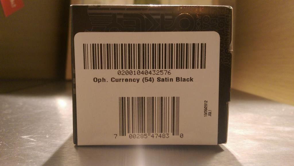 Oakley Currency RX Satin Black OX8026-0154 - IMAG2914_zps8d548e31.jpg
