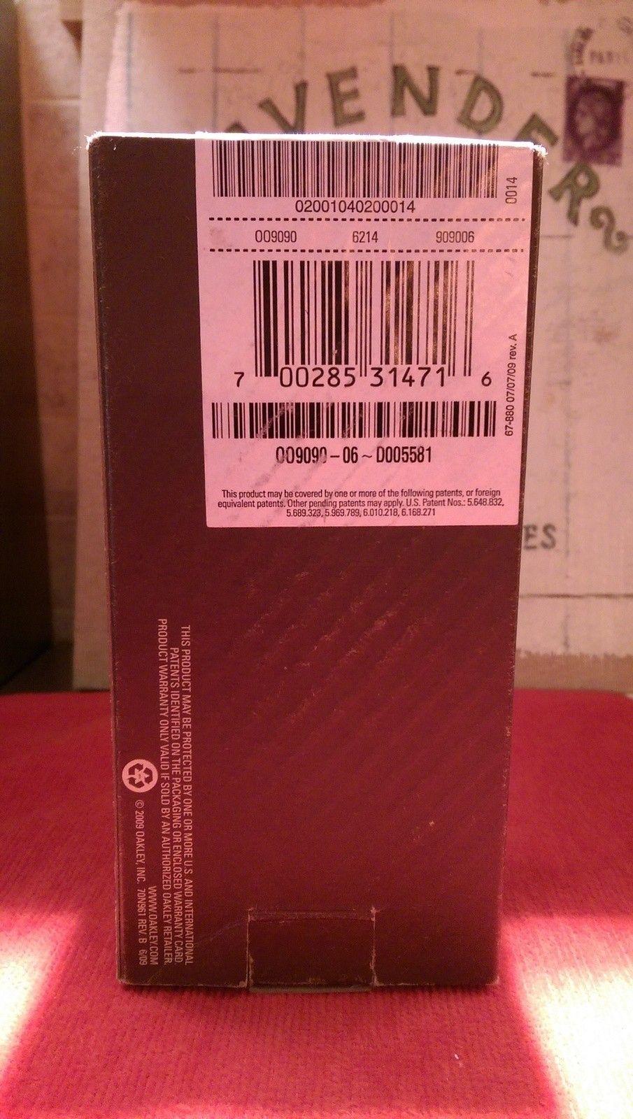 Oakley Dispatch 1 Clementine /Greyoo9090-06 BNIB - IMAG4829.jpg