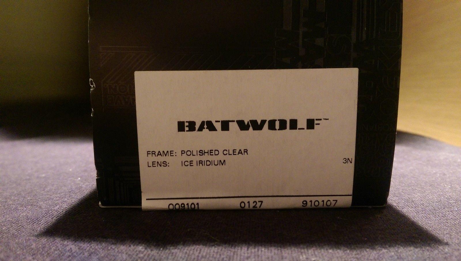 BNIB Batwolfs various sku ***Price drop*** - IMAG4939.jpg
