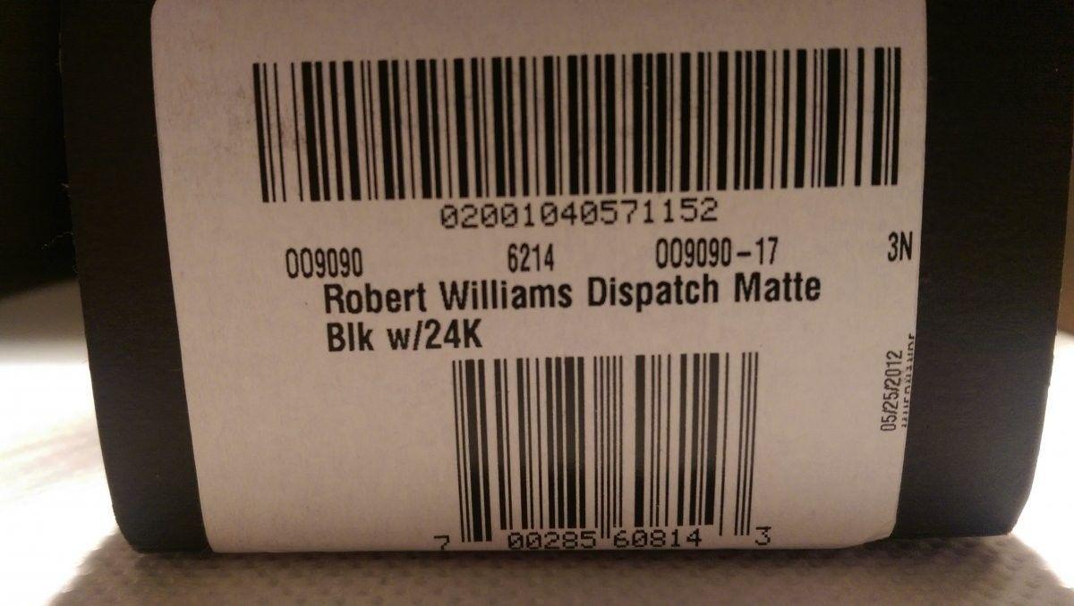 Oakley Dispatch 1 Robert Williams Artist series BNIB - IMAG5043.jpg