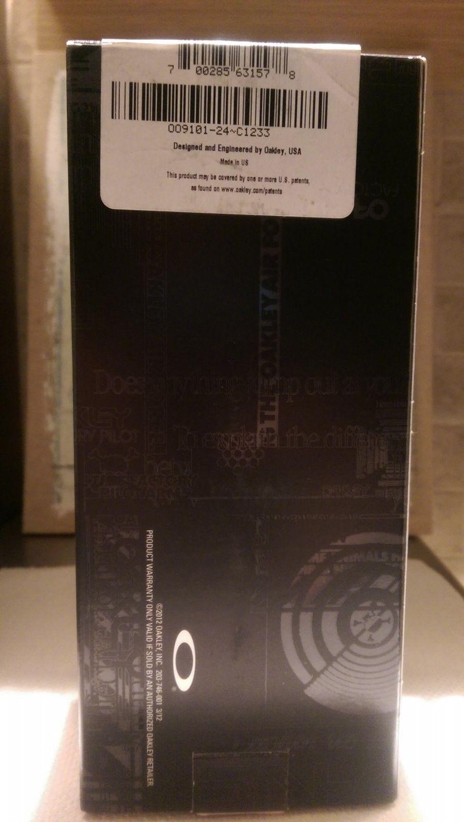 Οakley Batwolf Sunglass Hut SGH Exclusive NEW matte black with Fire iridium Polarized - IMAG5987.jpg