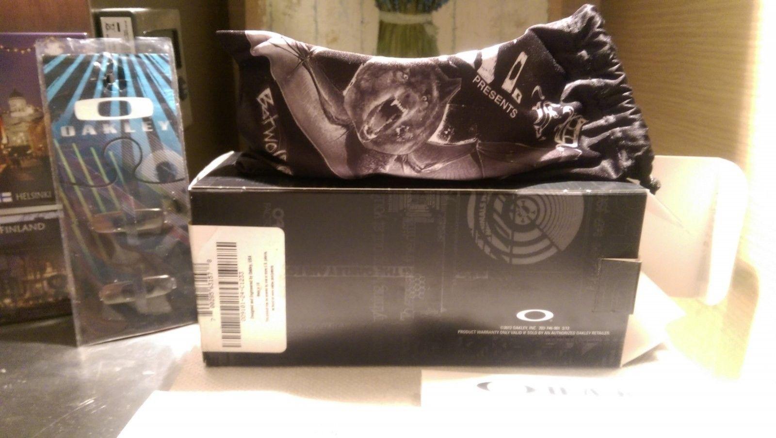 Οakley Batwolf Sunglass Hut SGH Exclusive NEW matte black with Fire iridium Polarized - IMAG5988.jpg