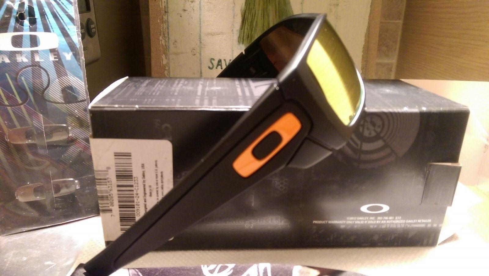 Οakley Batwolf Sunglass Hut SGH Exclusive NEW matte black with Fire iridium Polarized - IMAG5991.jpg