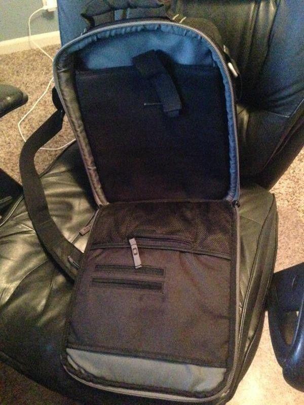 Oakley Vertical Checkpoint Bag - image-1.jpeg