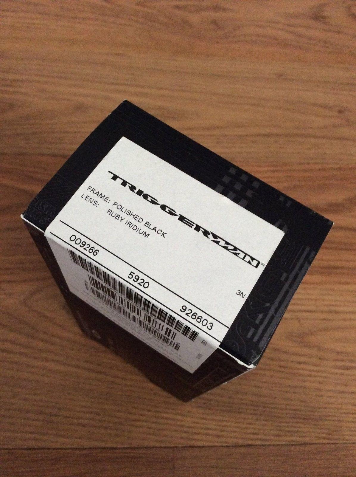 BNIB Triggerman $140 Shipped - image.jpeg