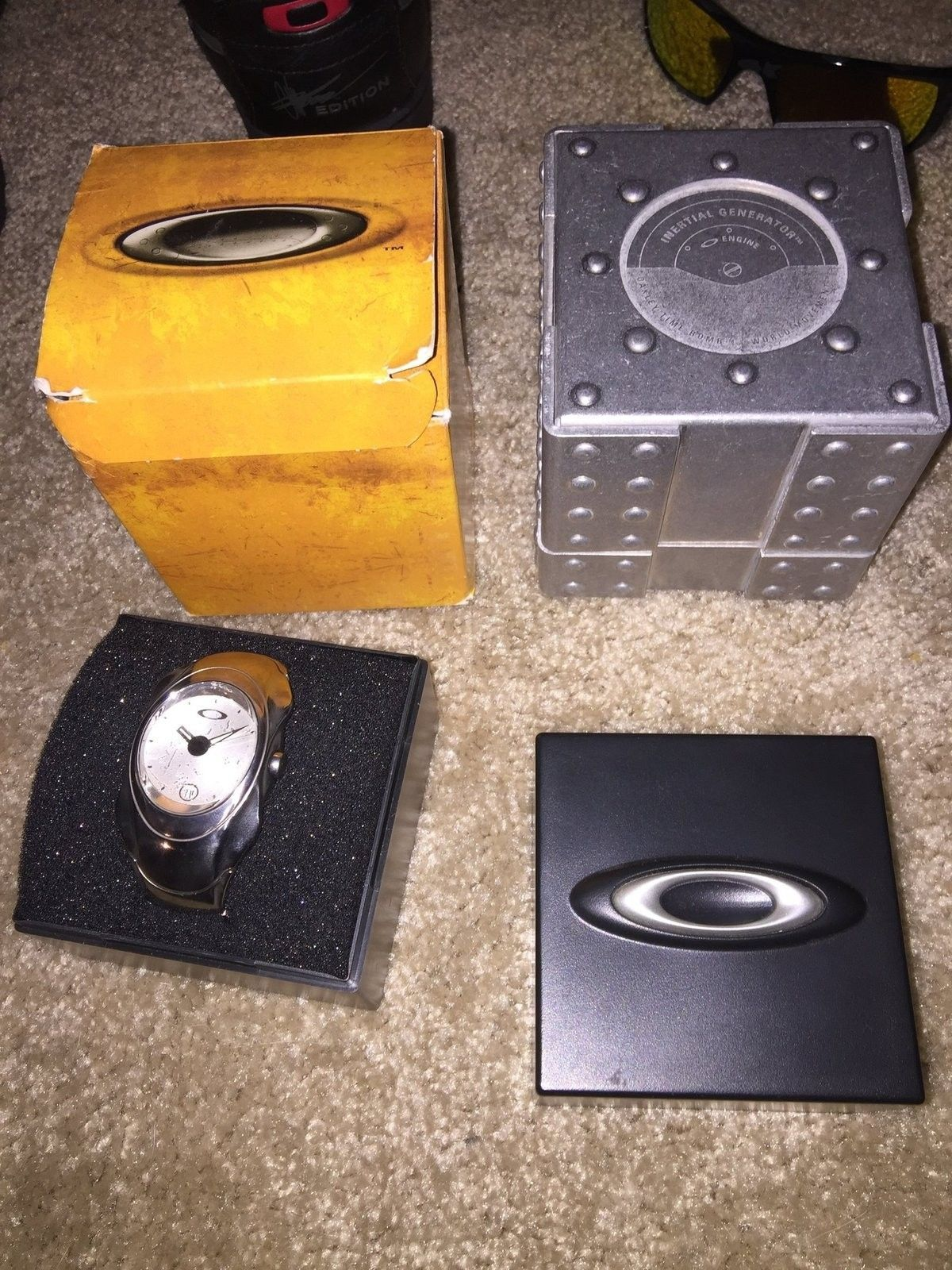 Time bomb w vault $275 - image.jpeg