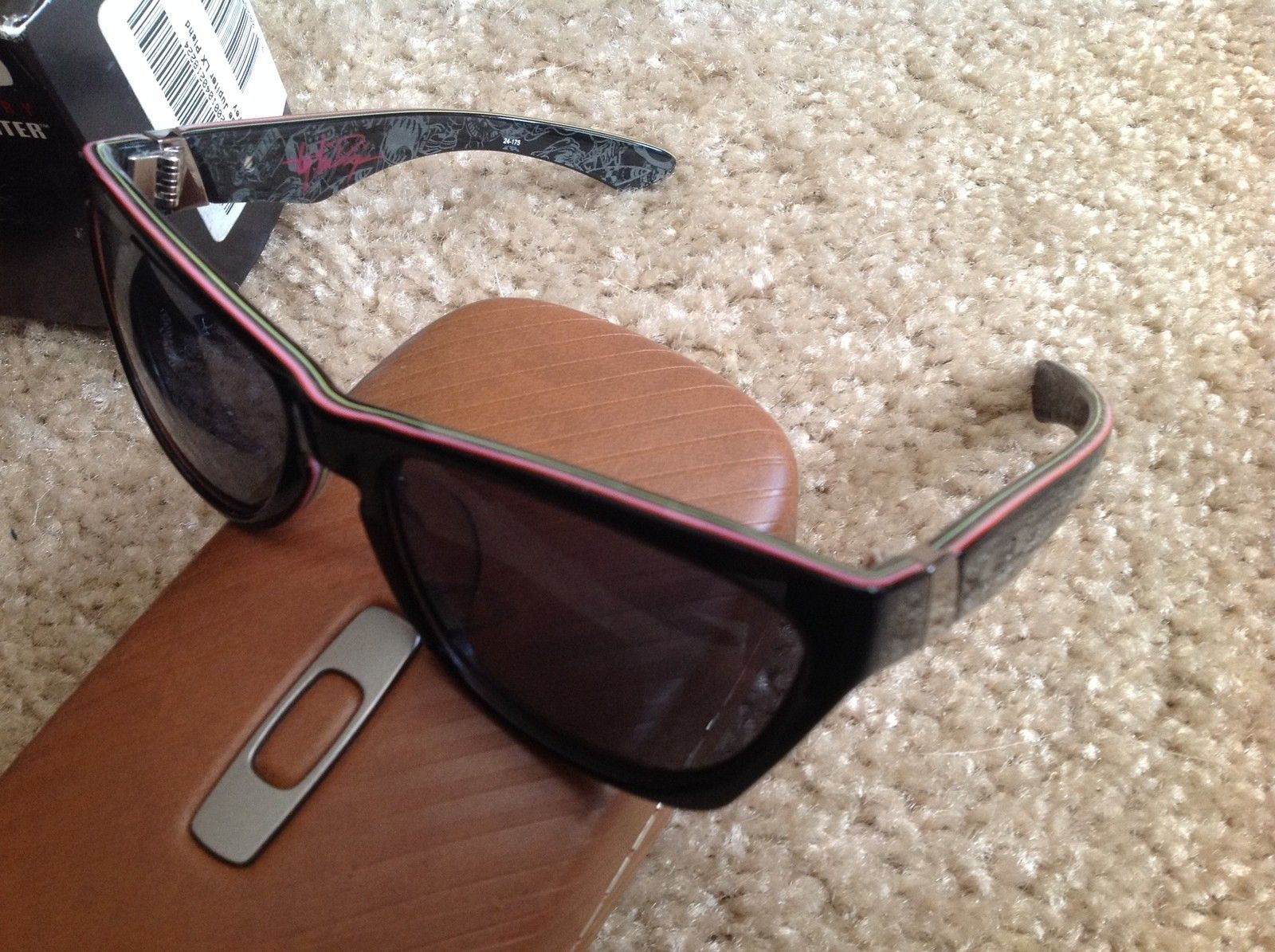 Oakley Troy lee designs Jupiter NIB $100 - image.jpeg
