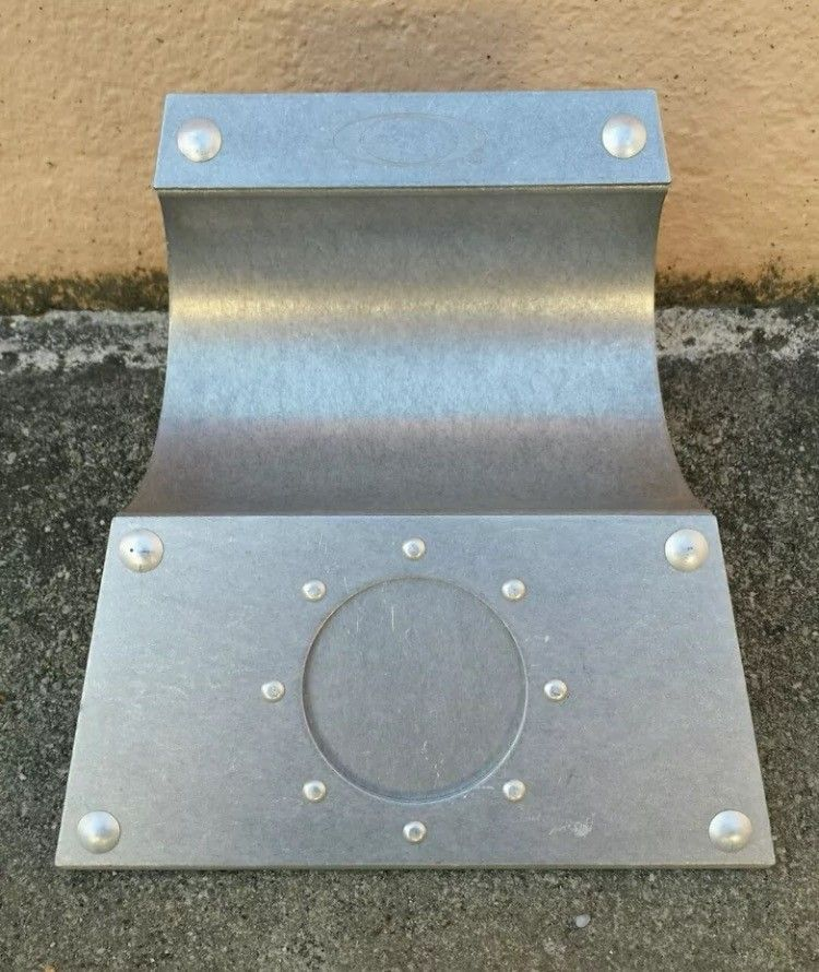 Metal display Stand with coin holder - image.jpeg