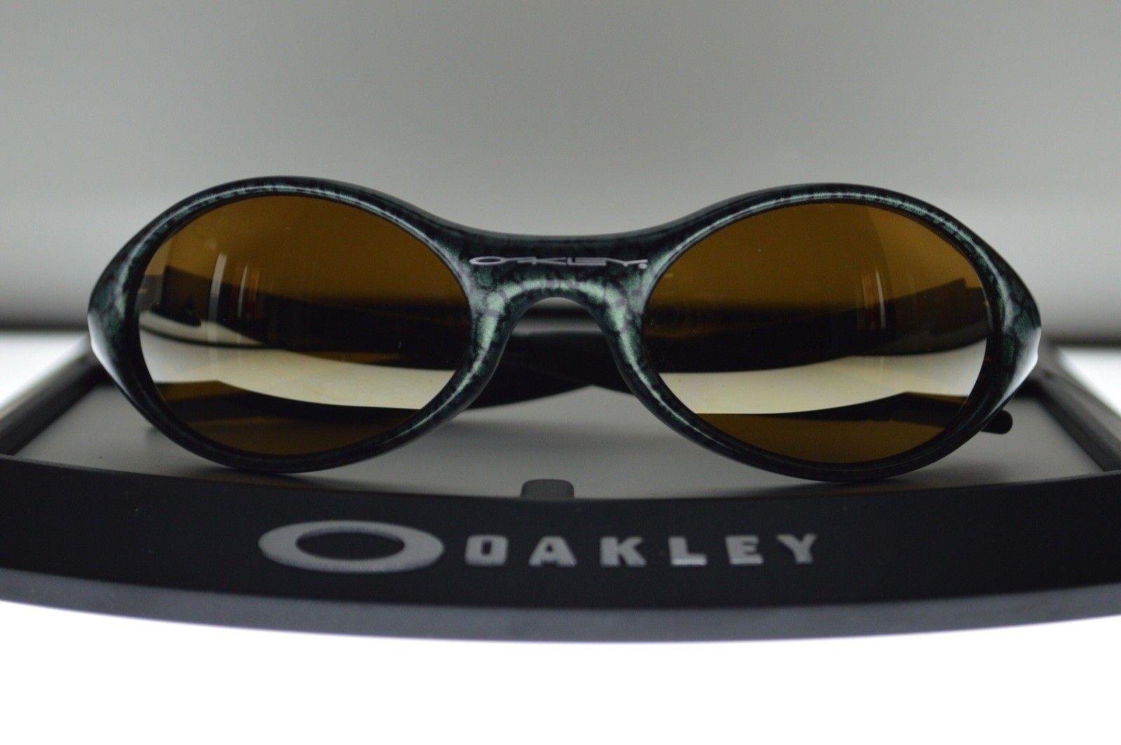 8e7b52fc00 Oakley Eye Jacket Black Gold « Heritage Malta