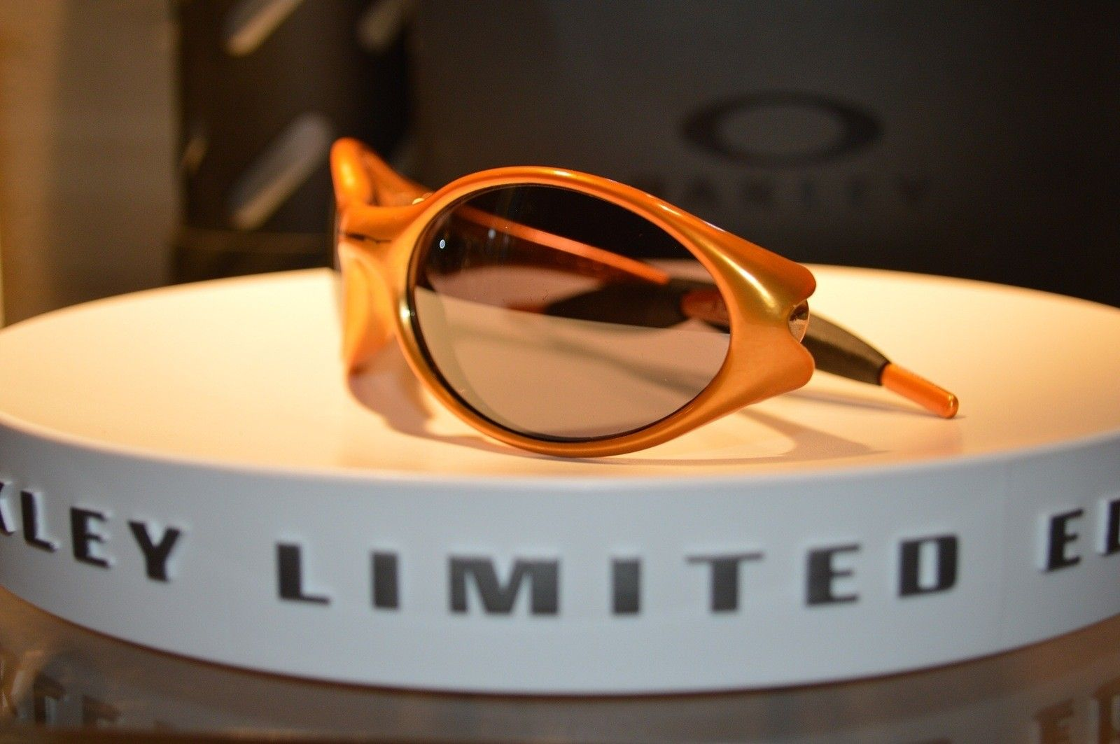 BNIB New Eye Jacket electric mustard w/ Black Iridium & Redline w/ Gold Iridium #SOLD - image.jpeg