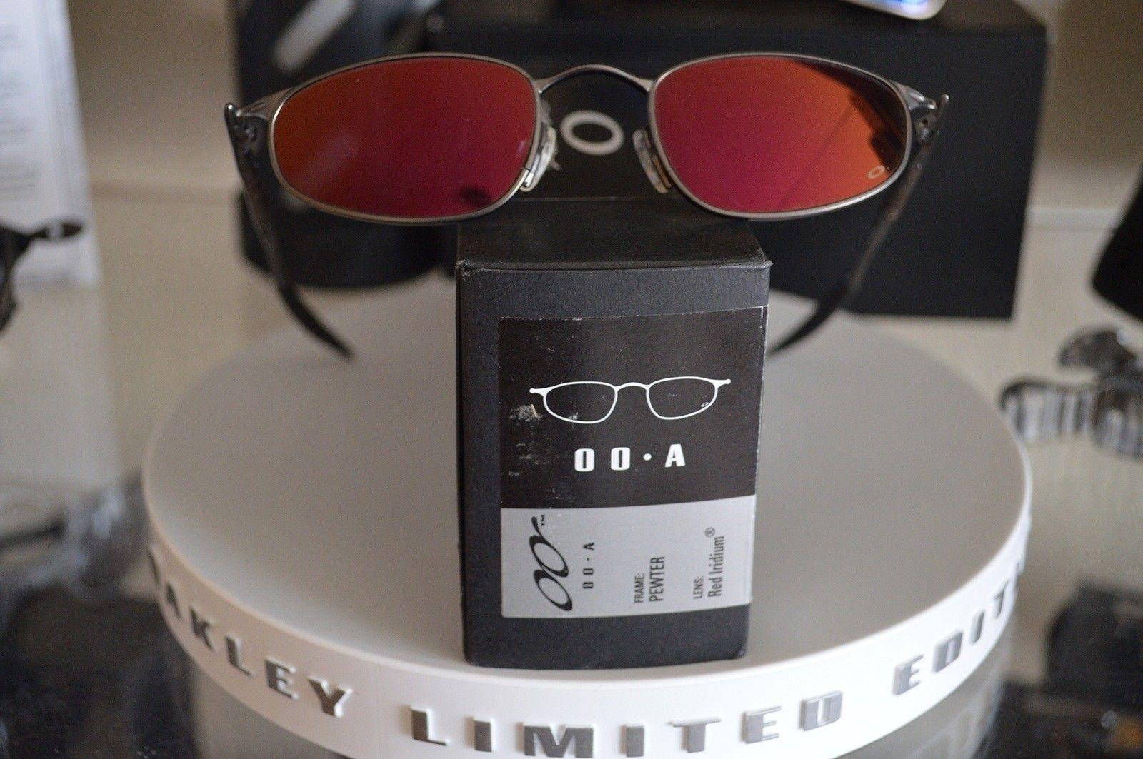 BNIB OO-A Jordan pewter w/ red Iridium #SOLD - image.jpeg