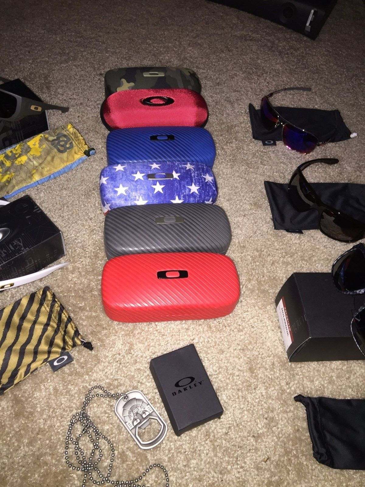 Collection of glasses and cases - image.jpeg