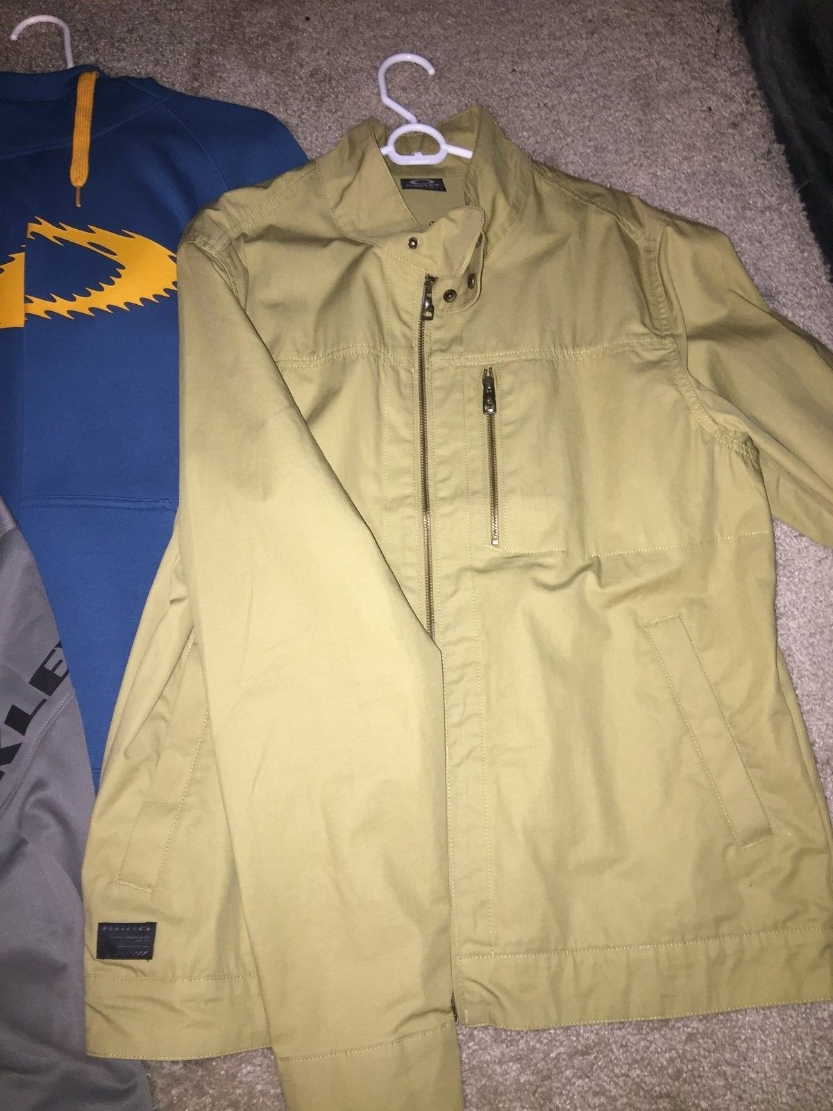 4 Oakley hoodies 1 Oakley jacket new without tags - image.jpeg