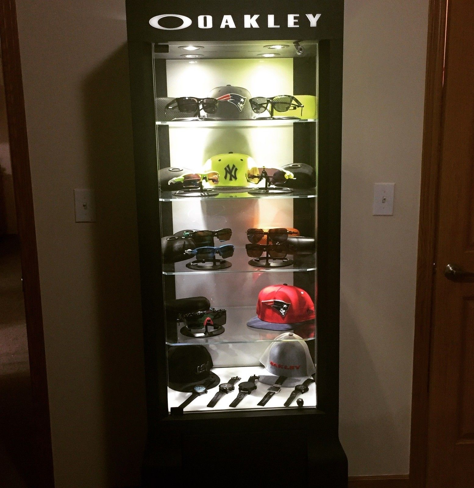 Just got a display case! - image.jpeg
