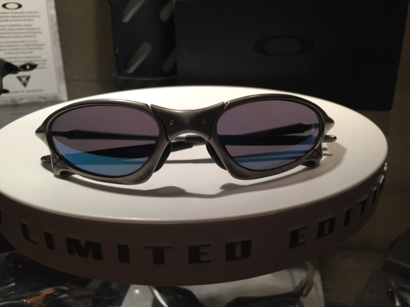 d9e2ea112 óculos Oakley Penny Titanium Ice Iridium | Southern Wisconsin ...