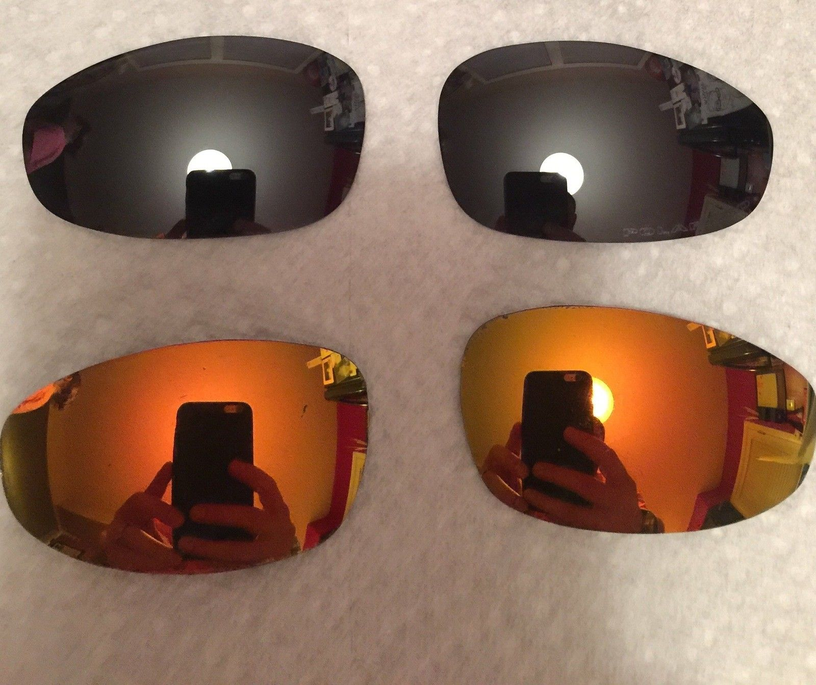 Juliet Black Iridium Polarized lenses PRICE DROP - image.jpeg