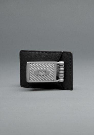 Money clip w/leather card holder - image.jpeg