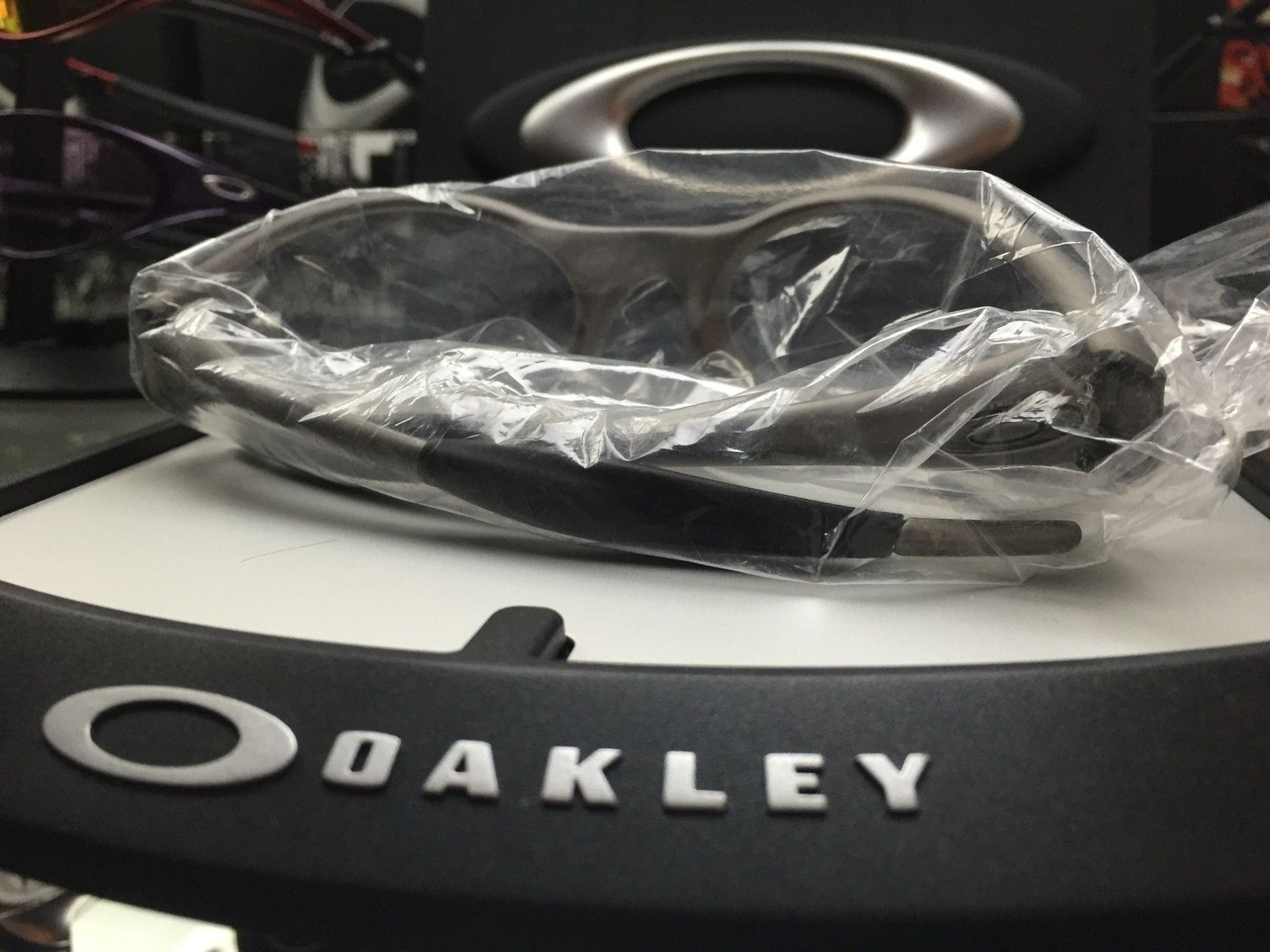 Bn New Eye Jacket FMJ 45mm frame complete only, $100 #SOLD - image.jpeg