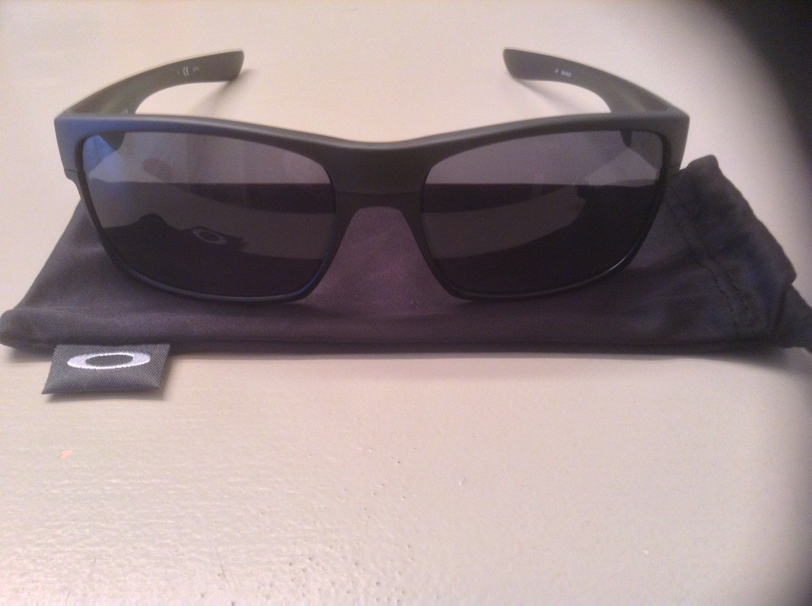 Oakley Twoface Steel w/ Grey - image.jpeg
