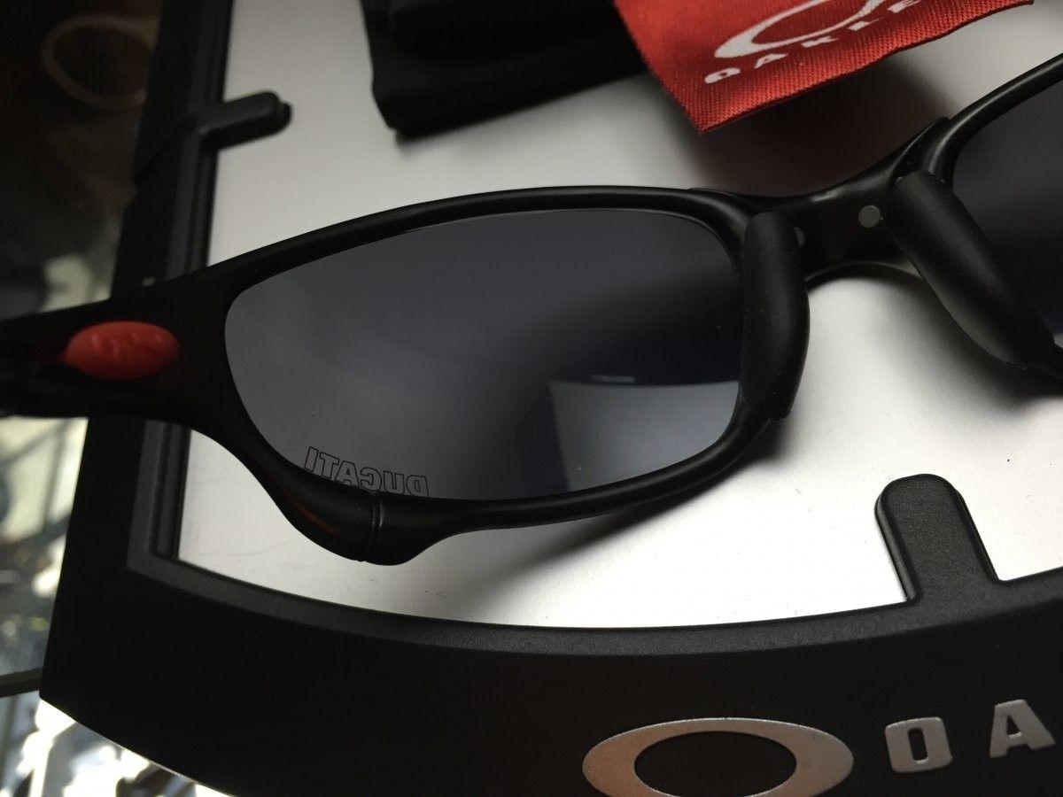 Mint Juliet Ducati Carbon w/ Black Iridium #SOLD - image.jpeg