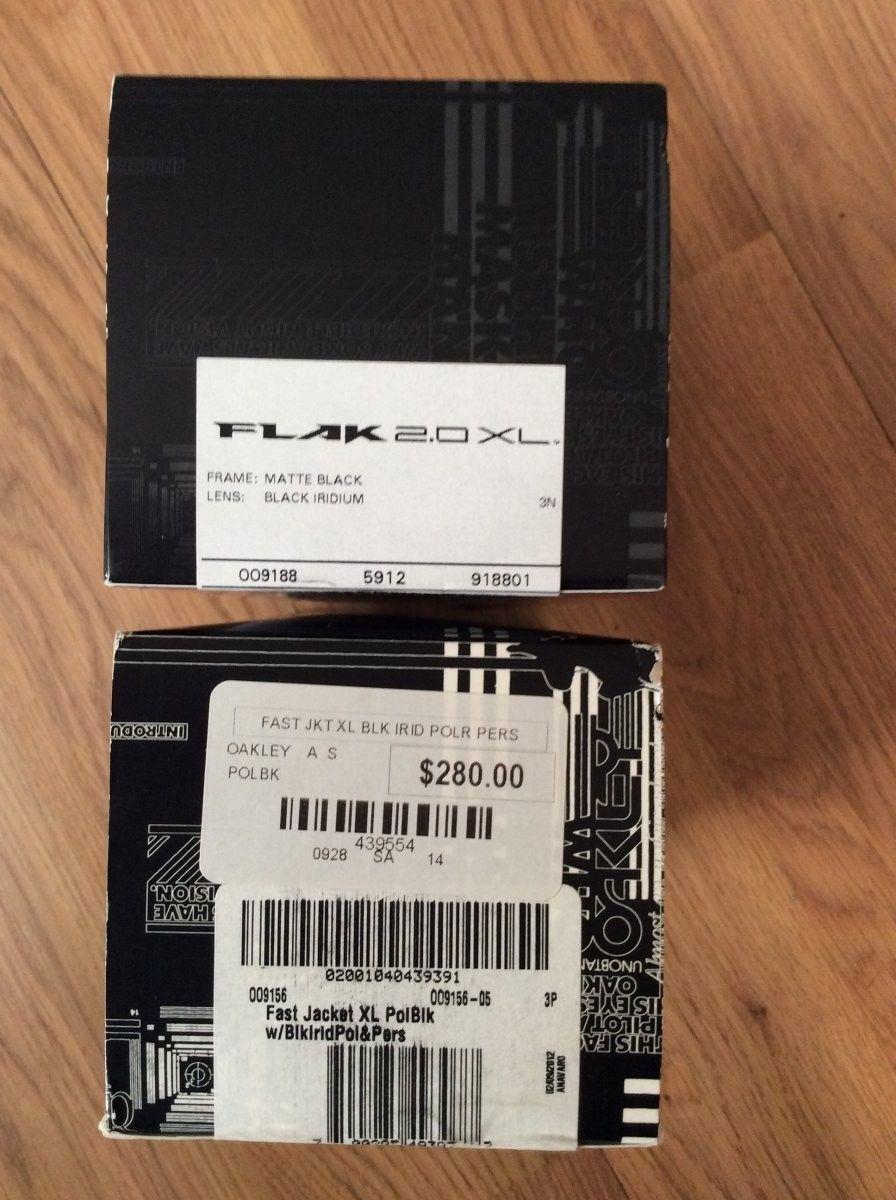 BNIB fast/flak package $150 Shipped - image.jpeg