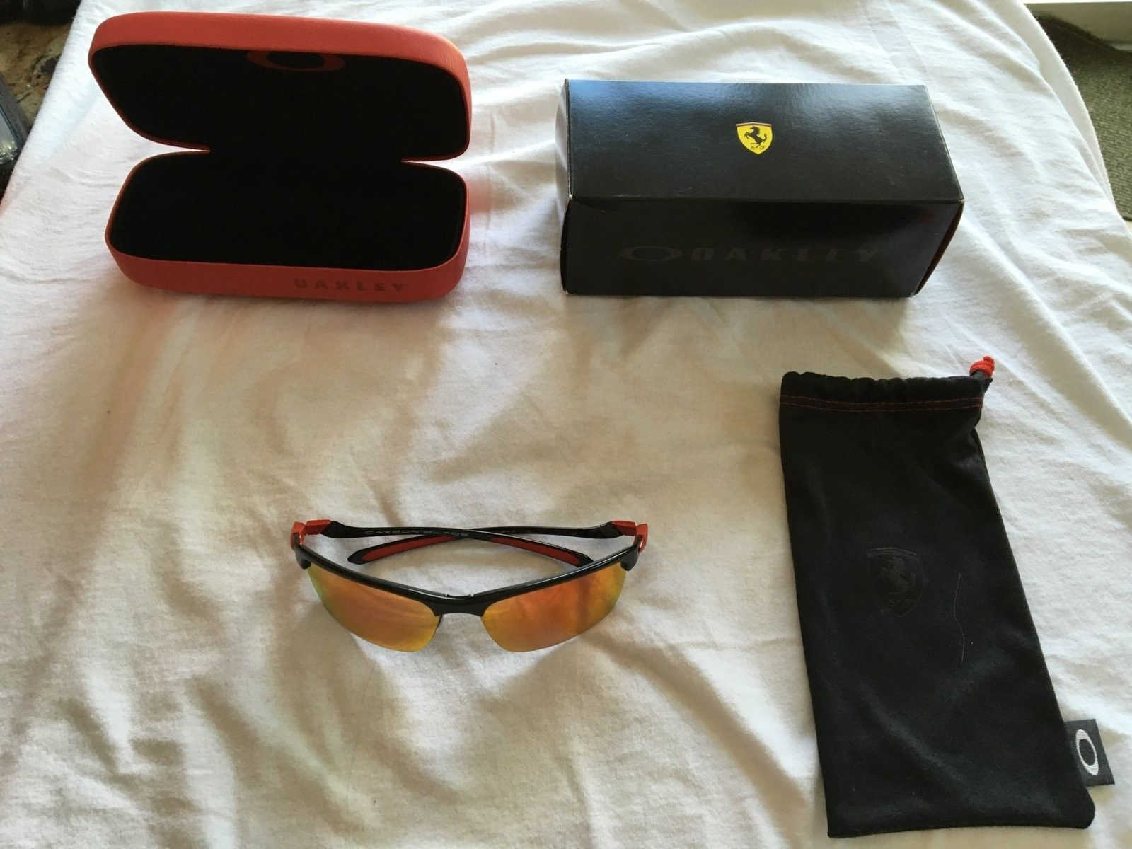 (Price drop) Oakley Scuderia Ferrari Carbon Blade - image.jpeg