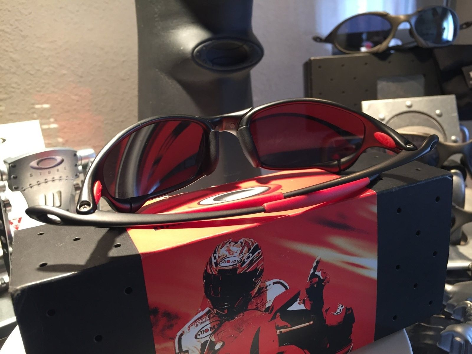 oakley juliet ducati limited edition