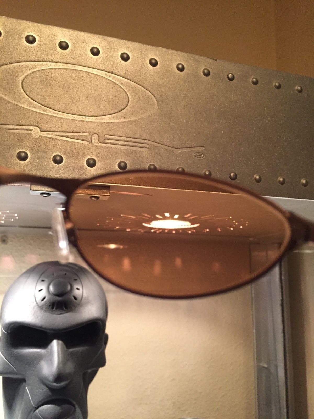 WTS LNOB Teaspoon Light Bronze w/ black persimmon iridium SKU: 05-781 - image.jpeg