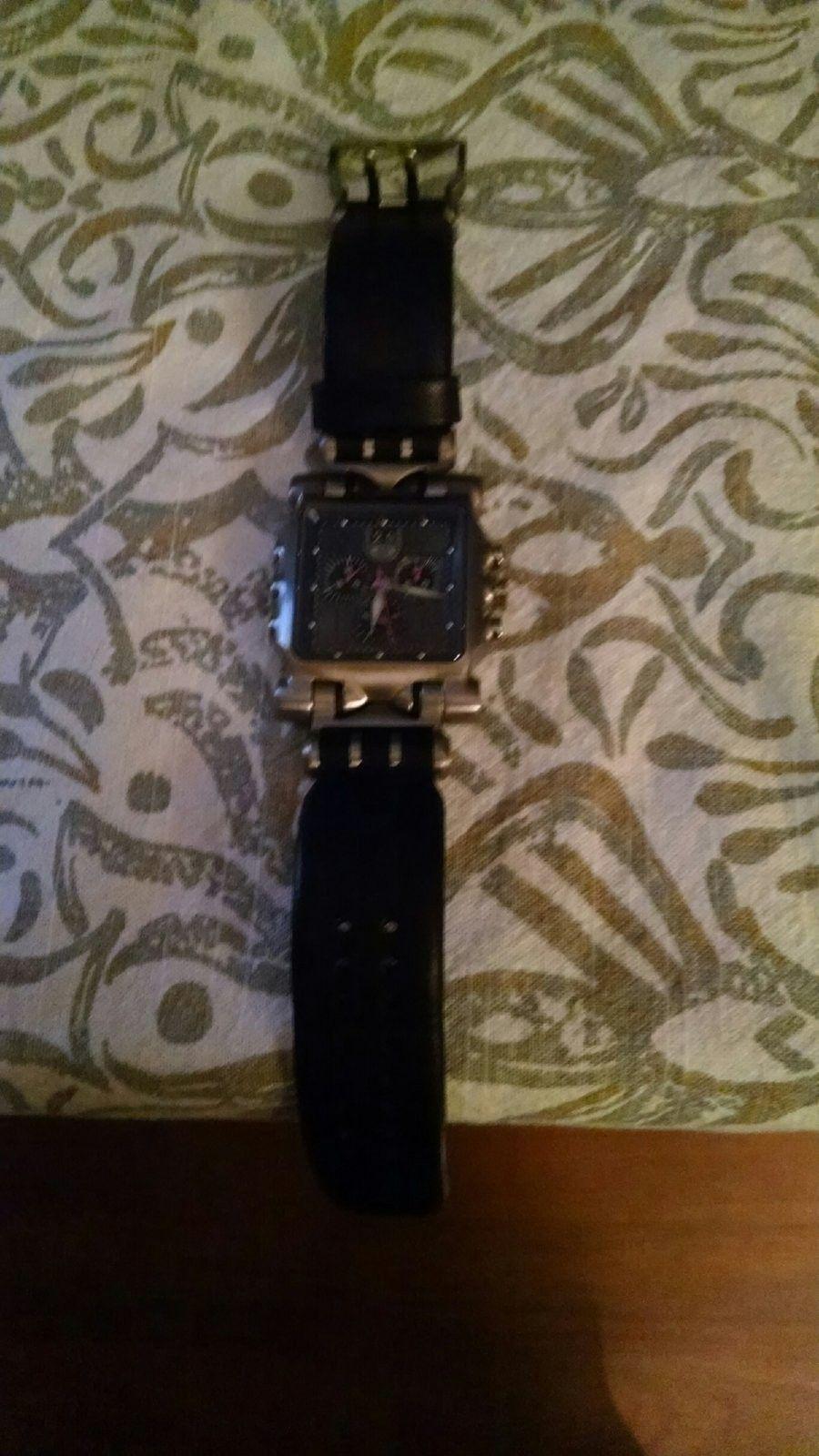 Minute machine w/ black leather - image.jpeg