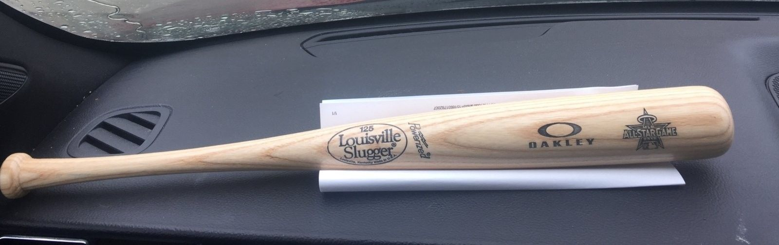 Oakley mini bat 2010 All-star game by Louisville slugger - image.jpeg
