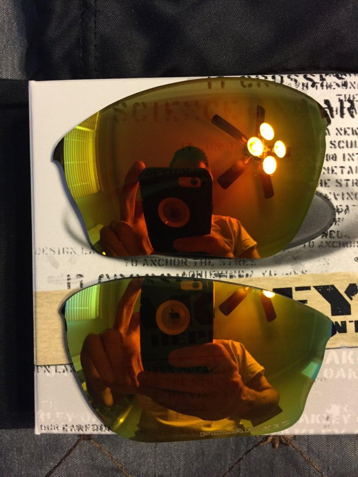 Half Jacket Fire Polarized XLJ Lenses - image.jpeg
