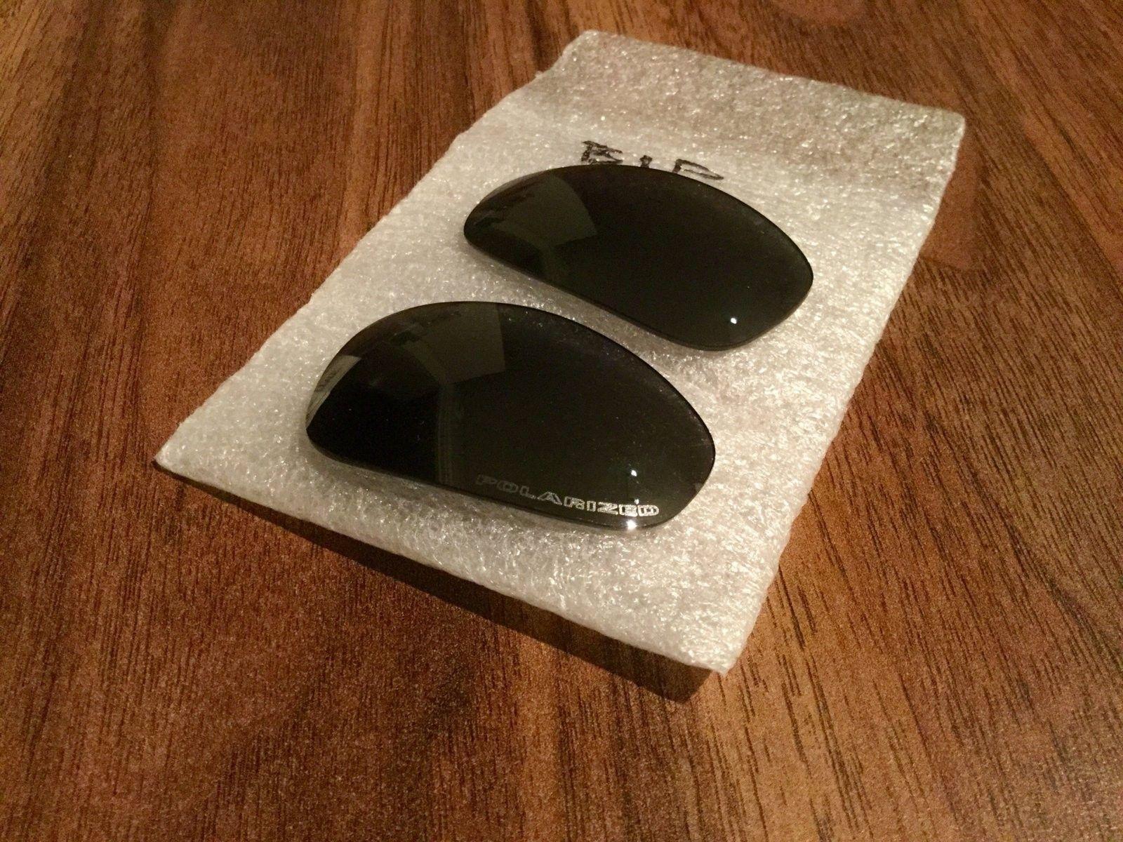 Juliet Black Iridium Polars Brand New - image.jpeg