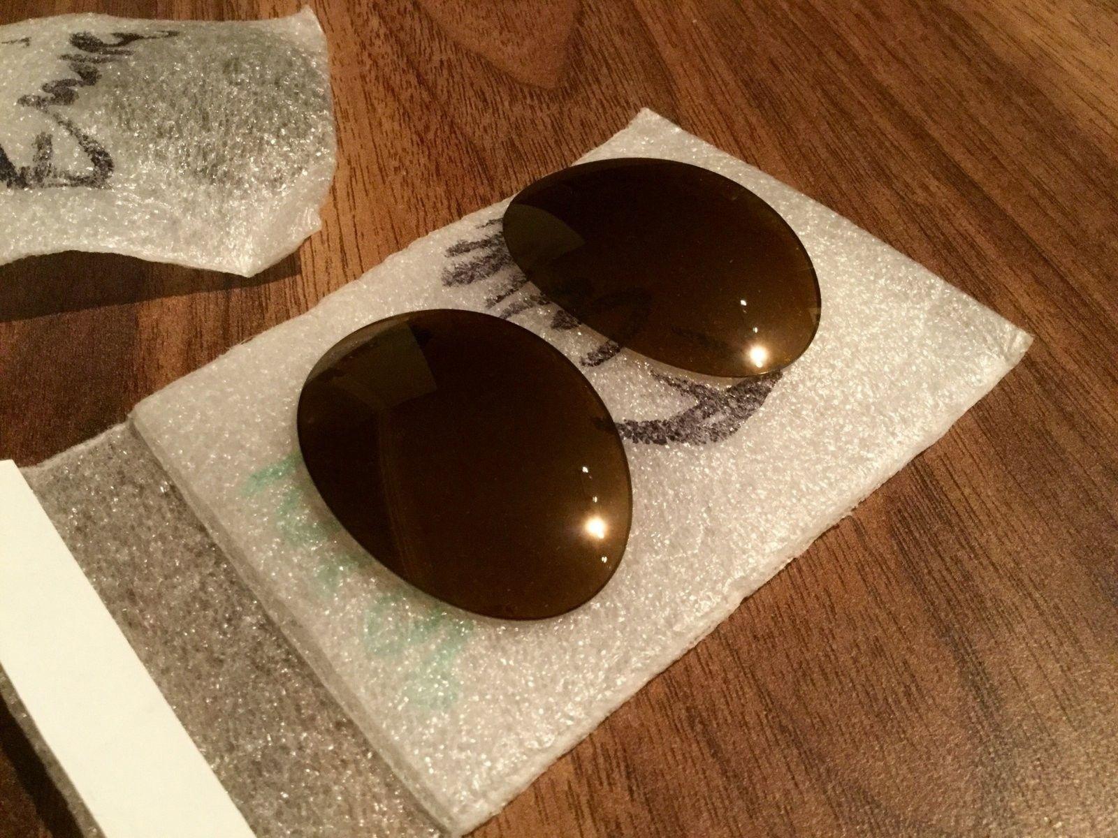 Original Oakley E-wire Gen 1 Gold Lenses - image.jpeg