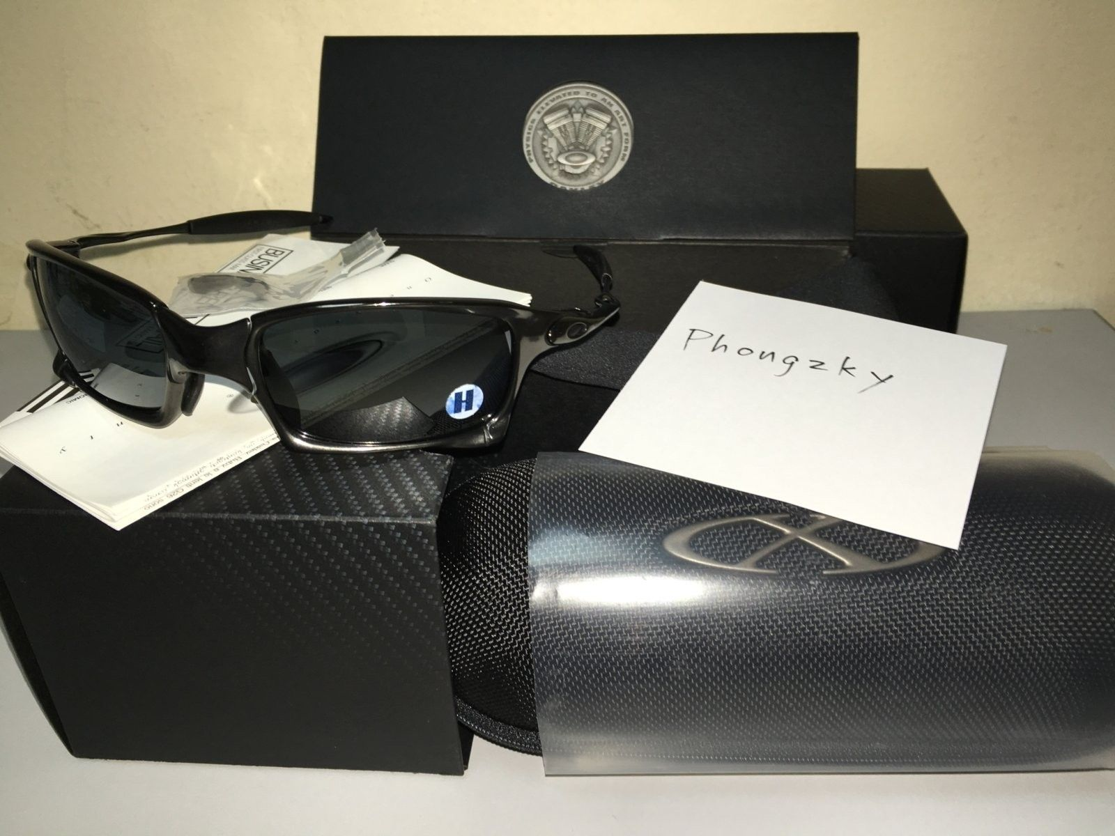 BNIB XS Polished Carbon w/ BIP  dropped USD 530 all in - image.jpeg