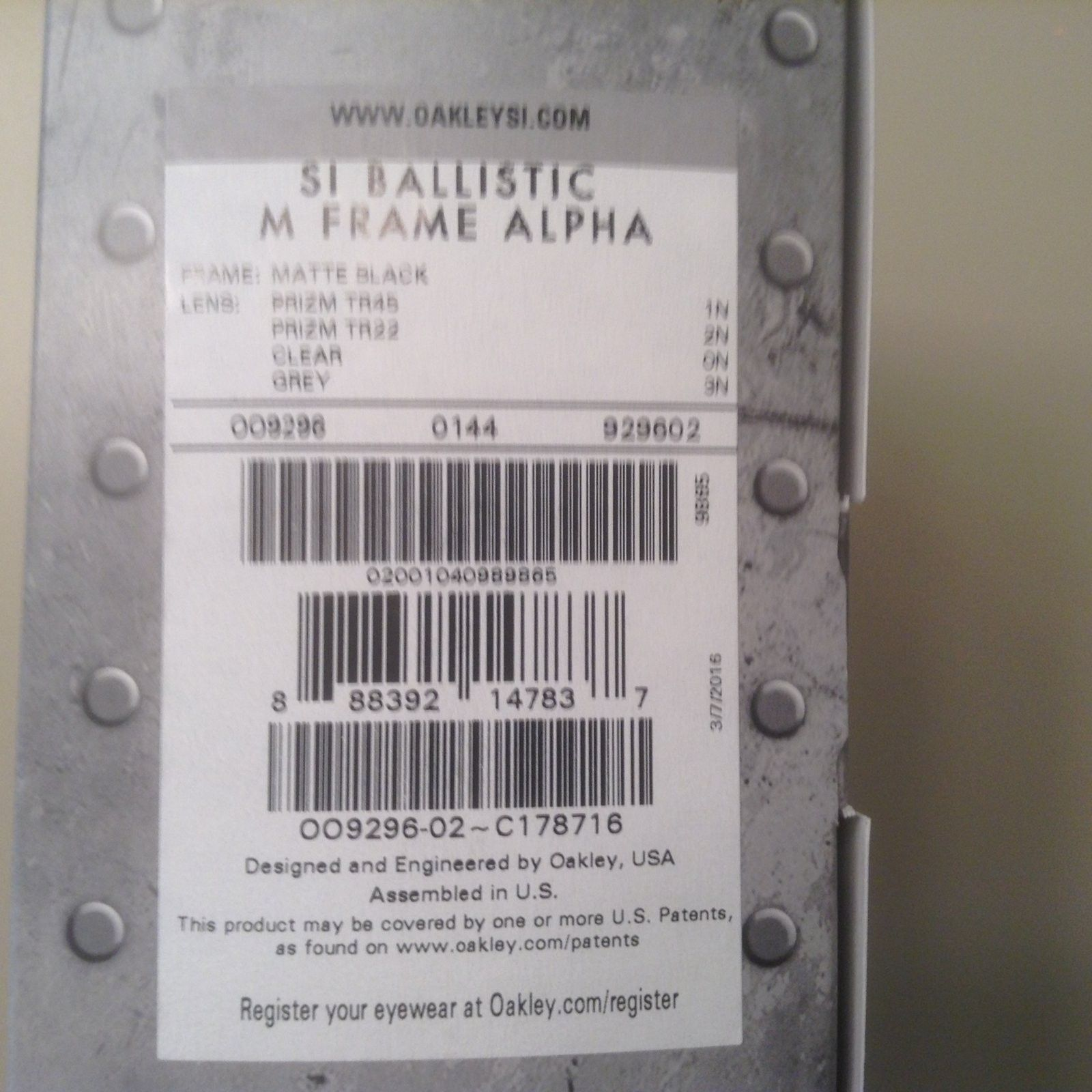 Brand New SI Exclusive Alpha Operator Kit - image.jpeg