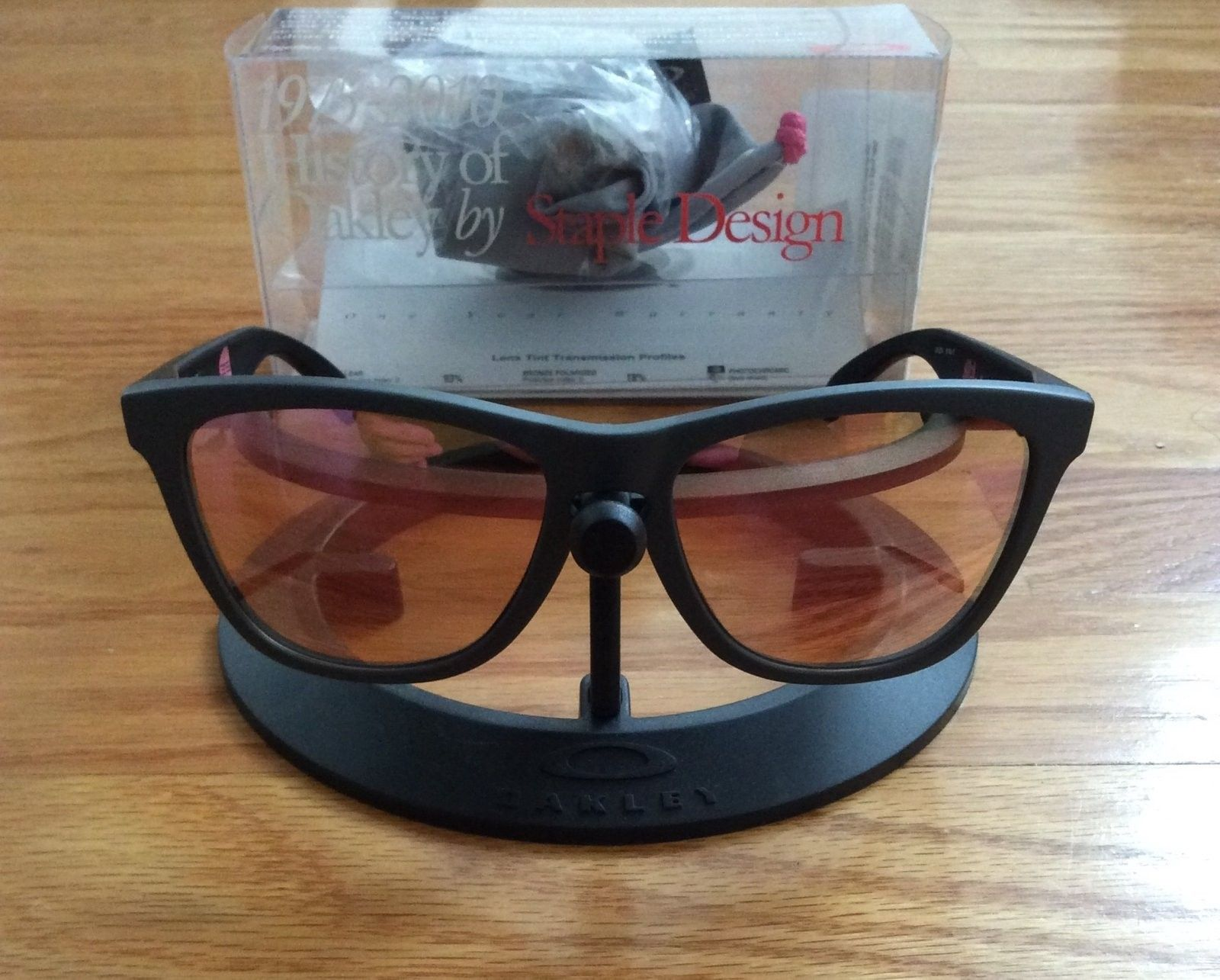 BNIB Staple Design Dove Grey Pink Frogskins - image.jpeg