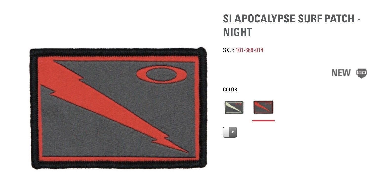 New Oakley SI Patches Available - image.jpeg