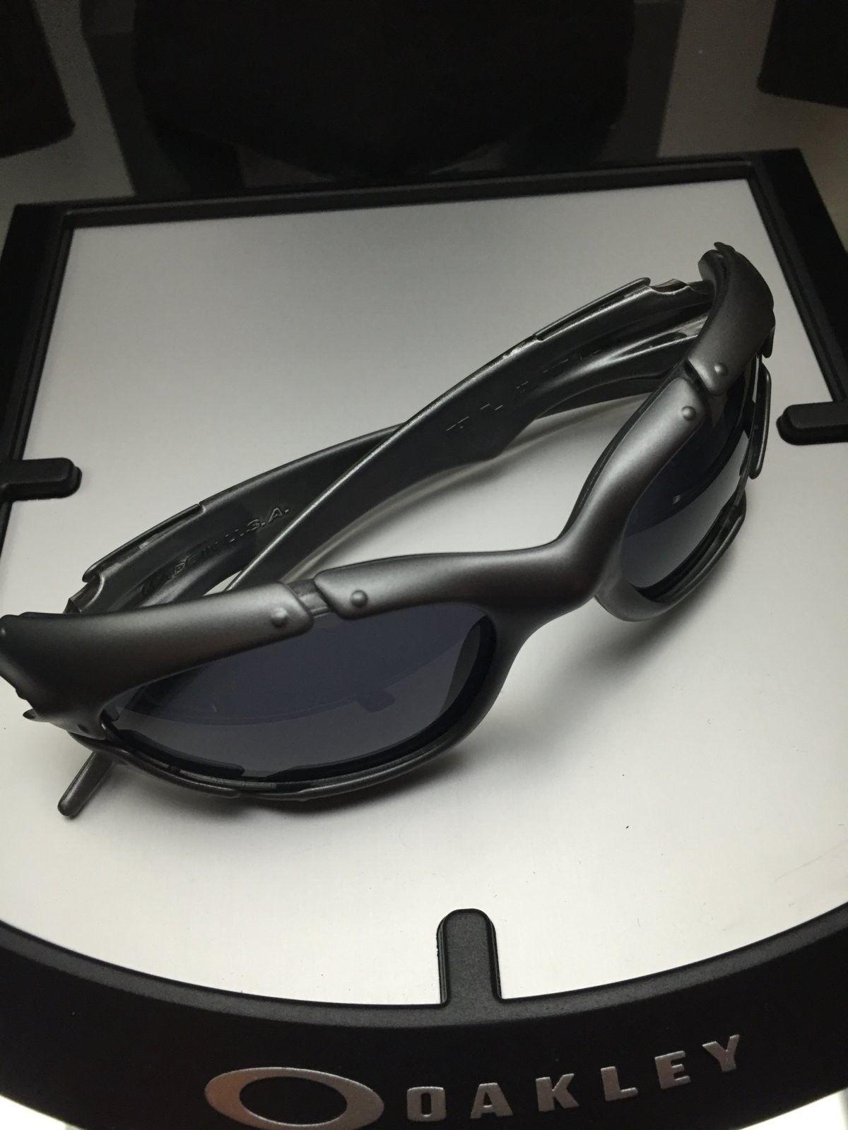 LNIB Plate Dark Silver w/ black iridium SKU: 03-850 #SOLD - image.jpeg