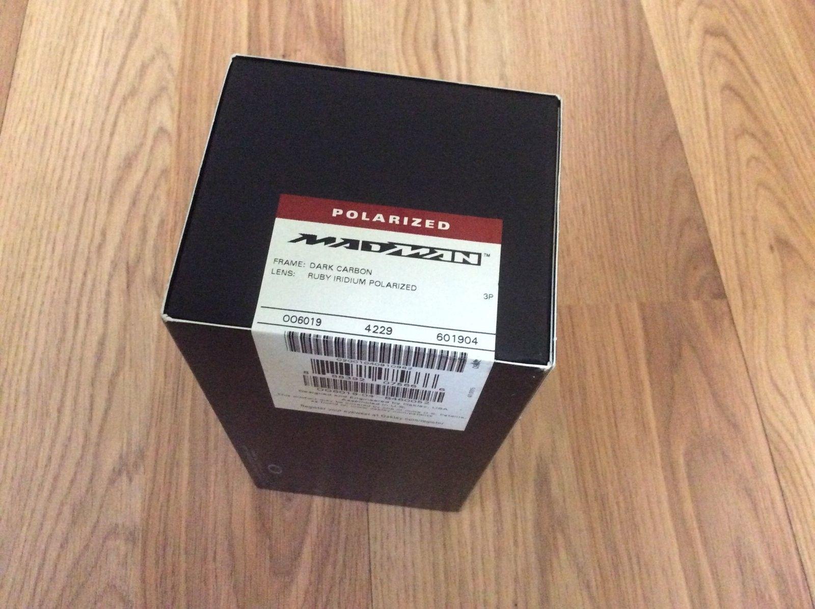 BNIB Madman $215  shipped - image.jpeg