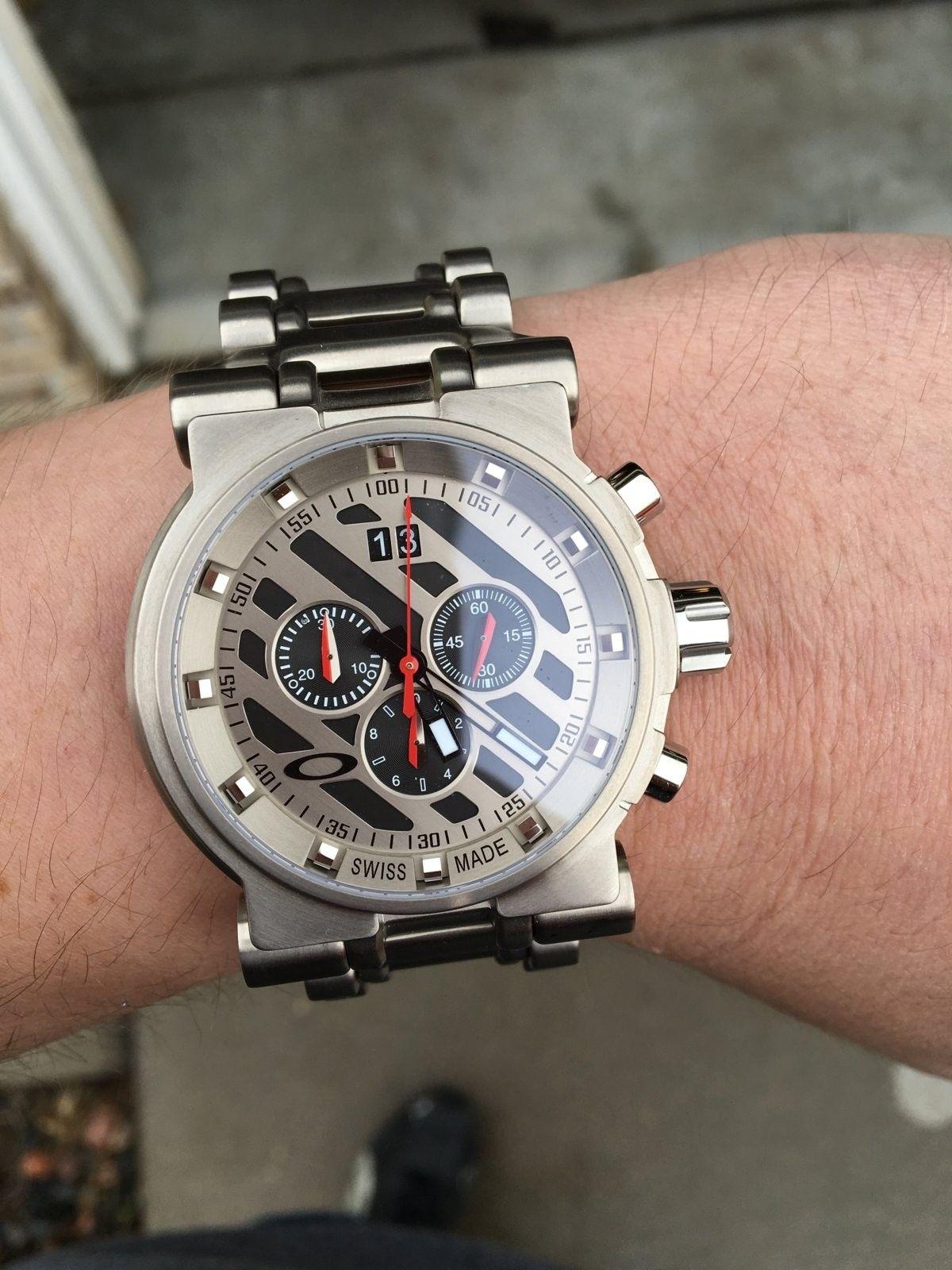 My First Oakley Watch - image.jpeg