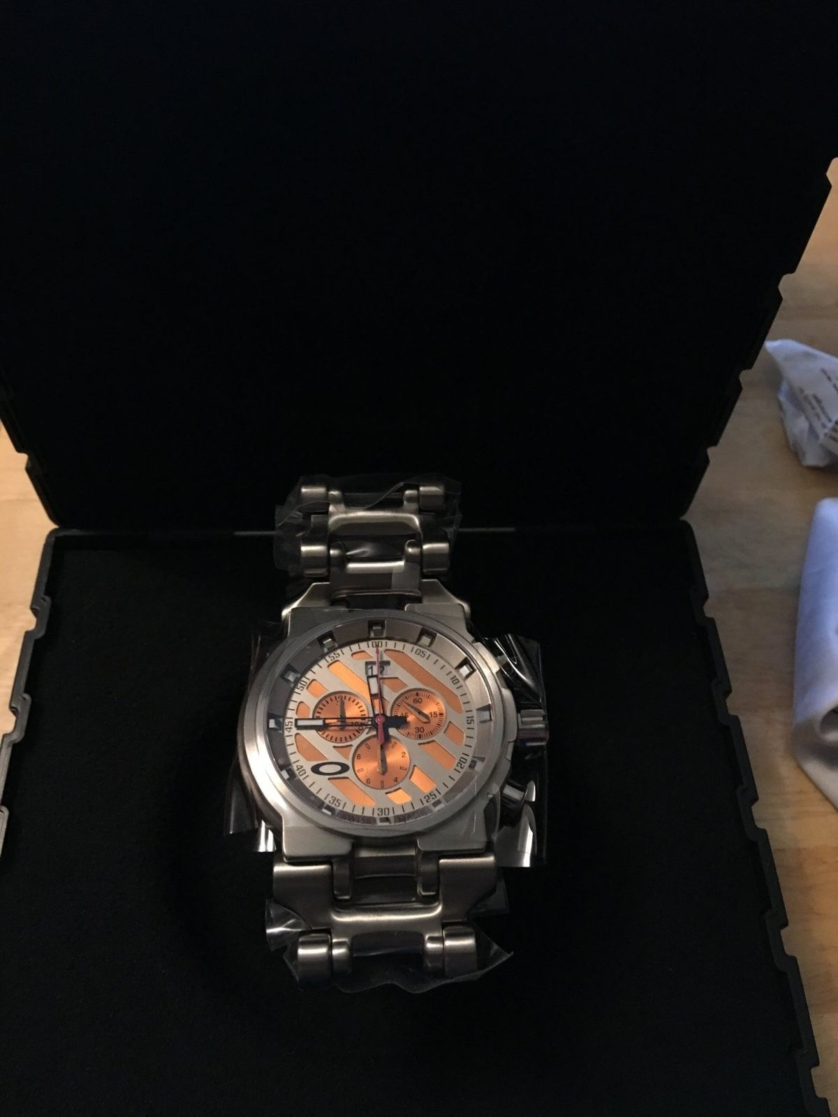 Well I added a new watch today!! - image.jpeg